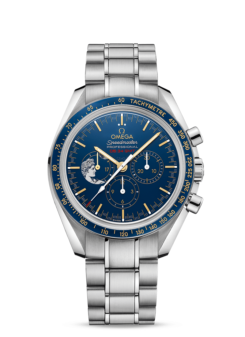 Steel on steel MOONWATCH ANNIVERSARY LIMITED SERIES Limited Edition