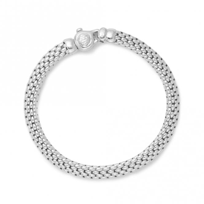 Fope Meridiani 18ct White Gold Bracelet