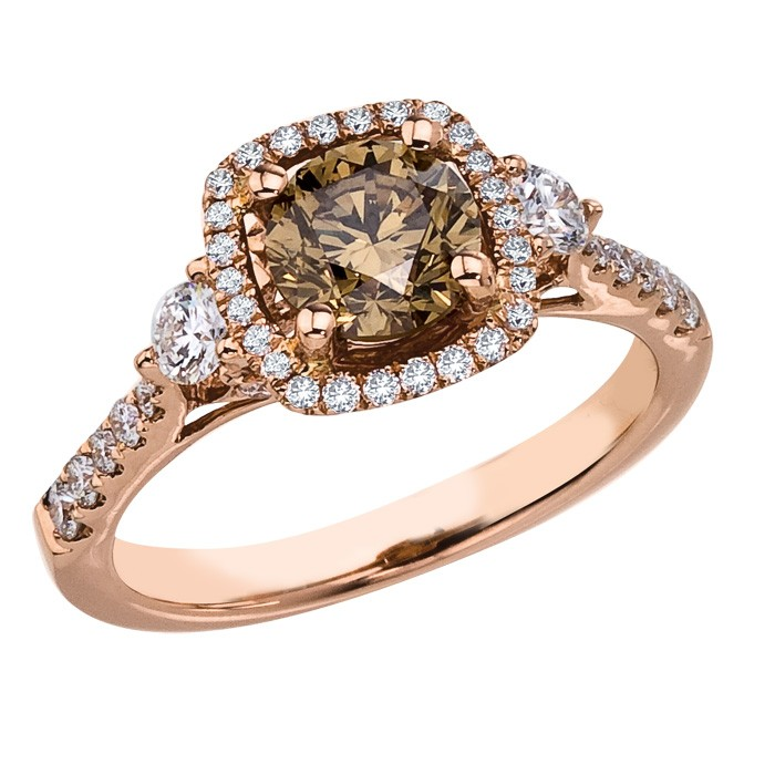 le centre t ring rings orbit diamond w chocolate diamonds jewellers collections in peoples ct v vian c loop
