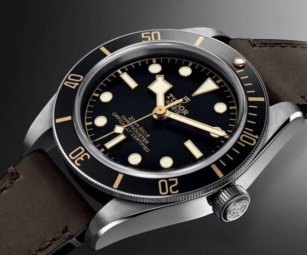 Click to View Tudor Black Bay Collection